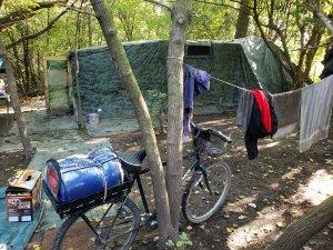 Campsite DIGS Porchlight
