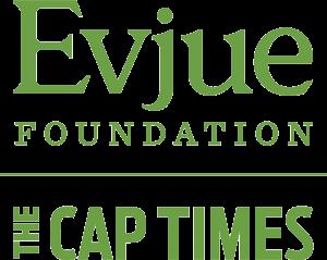 evjue foundation cap times logo